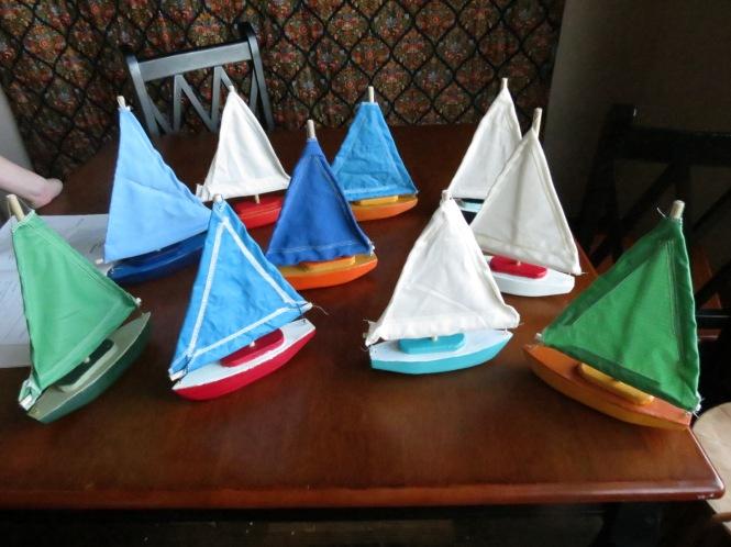 boats a