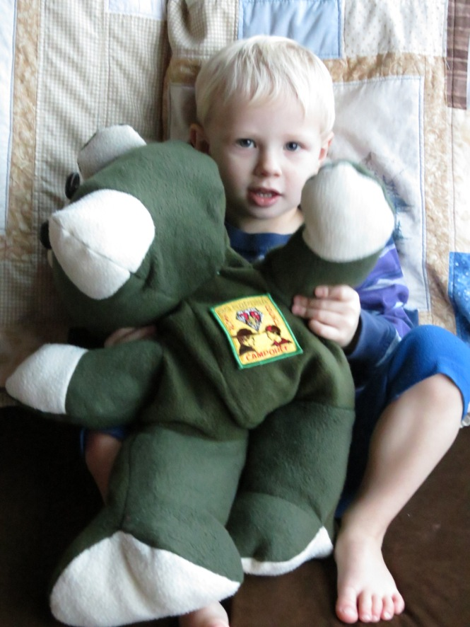 ep's bear with patch